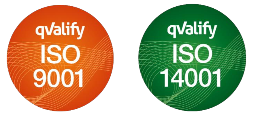 ISO 9001 & ISO 14001